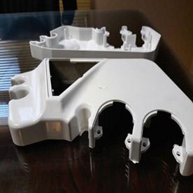 تولید قطعات پلاستیکی