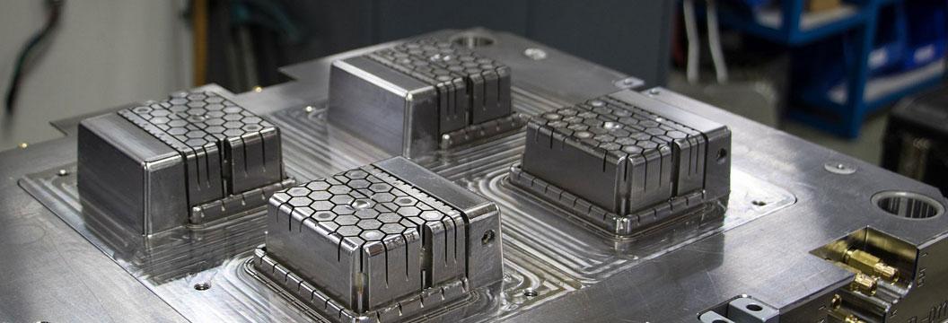 اجزای قالب تزریق پلاستیک
